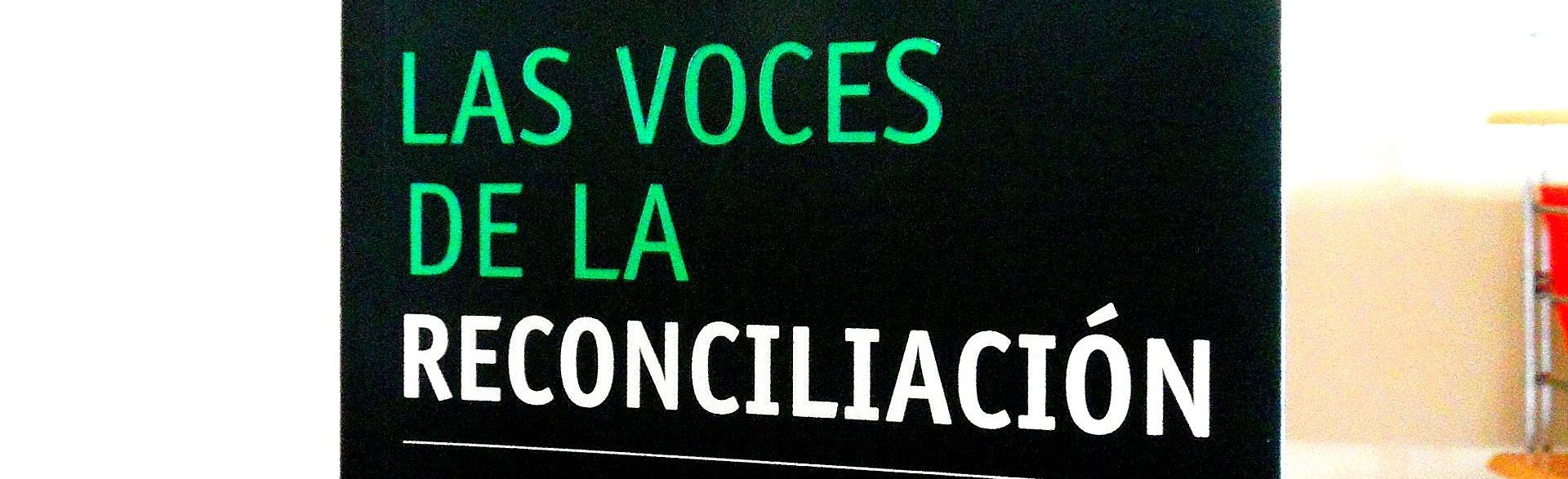 Las voces de la reconciliación: a 40 años del 11 de septiembre