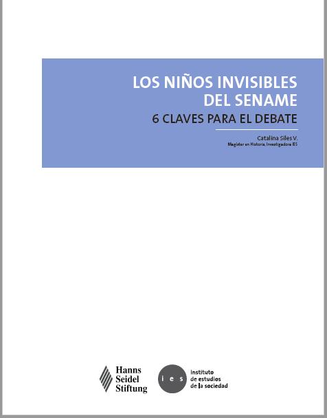 Los niños invisibles del Sename
