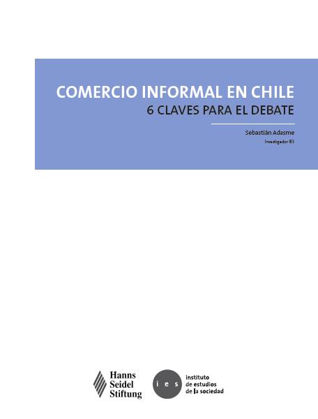 Comercio informal en Chile