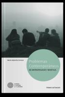 Problemas contemporáneos