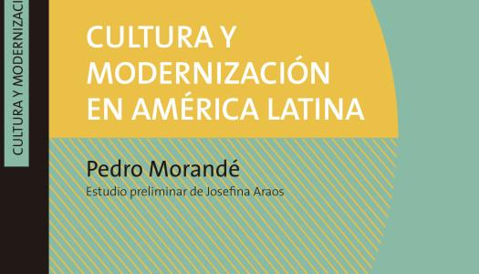 Cultura y modernización en América Latina