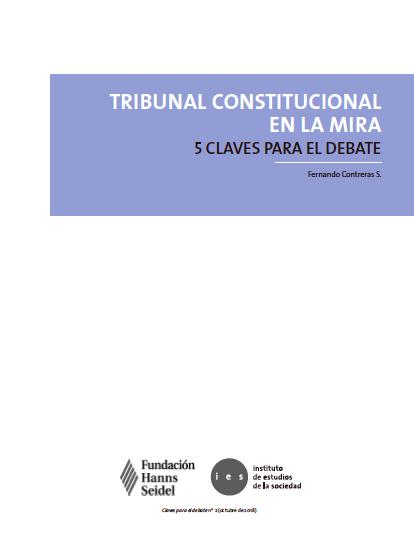 Tribunal Constitucional en la mira: 5 claves para el debate