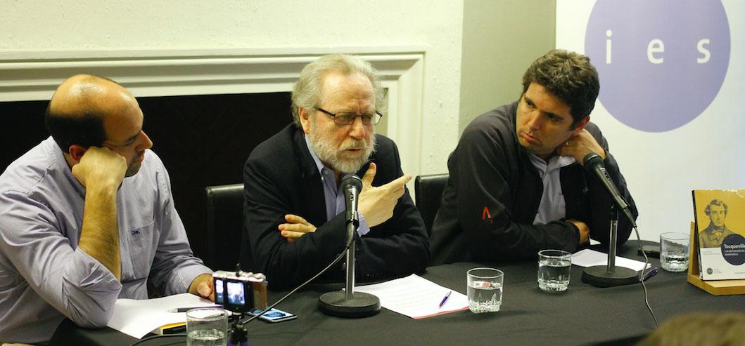 IES lanza «Tocqueville y la naturaleza de la democracia»