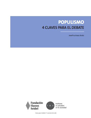 Populismo: 4 claves para el debate