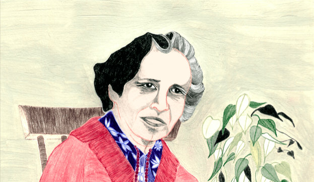 Olimpo – Hannah Arendt