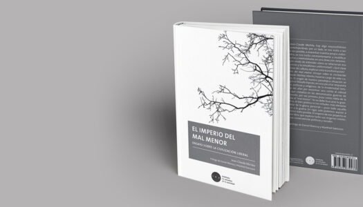 Nuevo libro del IES: «El imperio del mal menor»
