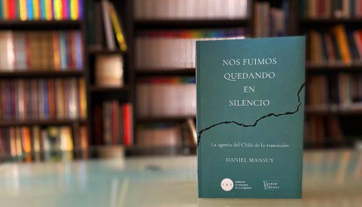 Exitoso lanzamiento de la nueva edición de libro de Daniel Mansuy